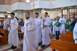 25.06.2017 - Jubileusz 60-lecia kapłaństwa Księdza Profesora Romana Dzwonkowskiego SAC